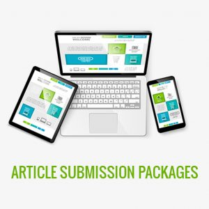 Article Submission Packages