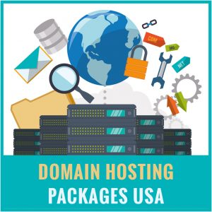 Domain Hosting Packages USA