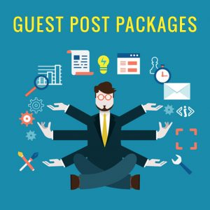 Guest Post Packages