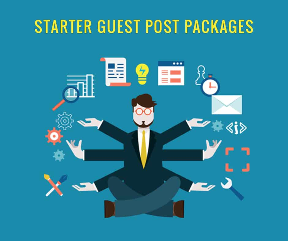 Starter Guest Post Packages