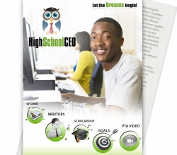 High School CEO Brochure