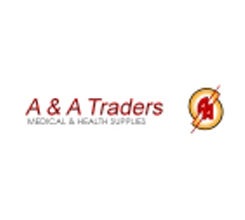 A & A Traders Logo