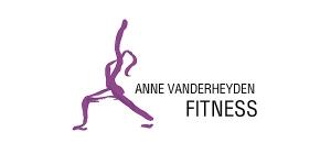Anne venderheyden fitness Logo