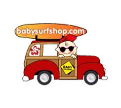 BabySurfShop Logo