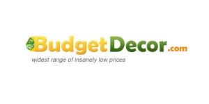 BudgetDecor Logo