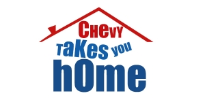 Chevy takes You Home Logo