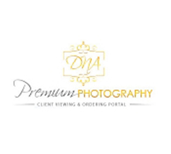 DNA Premium Photography Logo