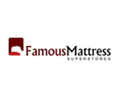 Famous Mattress Logo