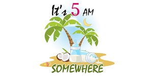 It's 5am Somewhere Logo