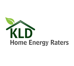 KLD - Home Energy Raters Logo