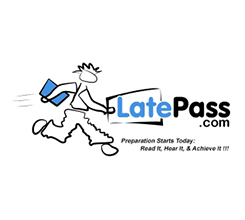 Latepass Logo