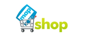 Map Shop Logo
