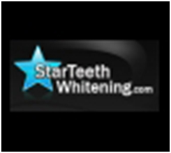 Star Teeth Whitening Logo