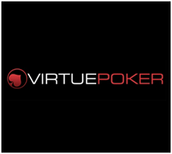 Vitrue Poker Logo