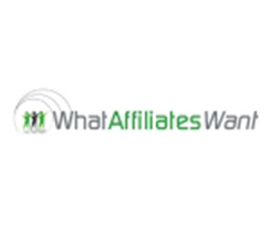 What Affiliates Want Logo